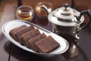 姜汁黑糖糕