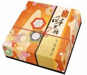 日本黑糖年糕