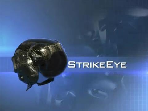 F35专用头盔跨时代科技仿佛空战游戏