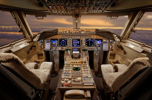 世界最豪华私人飞机内部什么样