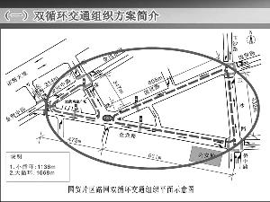 金龙路部分路段将变成单行道(图)