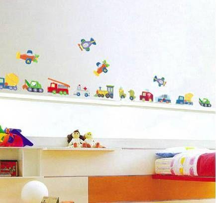 儿童房壁纸