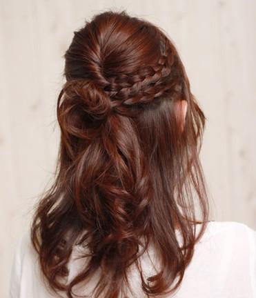 小男生小心思日本组图的新年女生(技巧)发型喜欢女生最的发型多高图片
