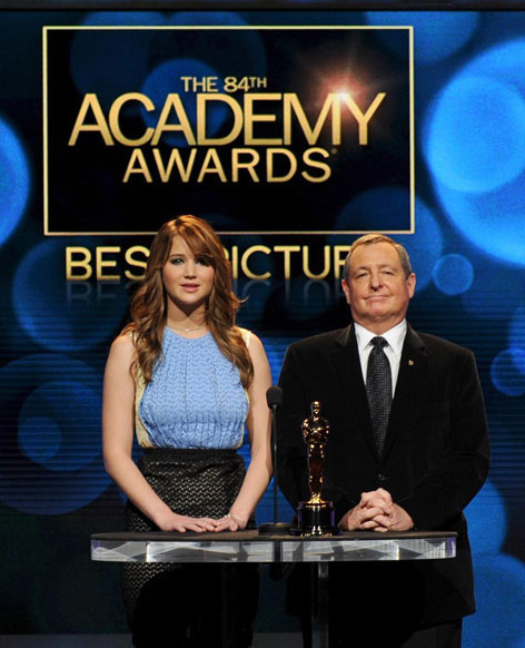奥斯卡颁奖典礼将于2012年2月26?-第84届奥斯卡奖提名揭晓 雨果