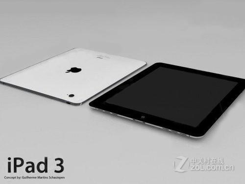 传苹果iPad 3平板有望于2月24日发布