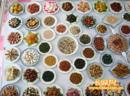 满族传统主食