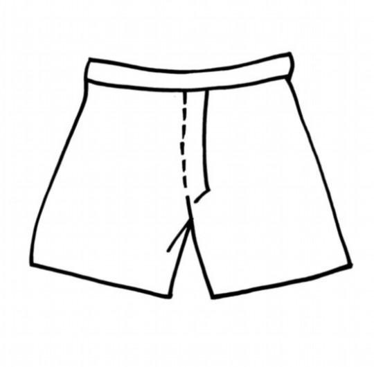 绅士细节 内裤选择也要有品位