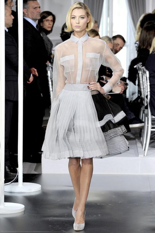 Dior 2012春夏高级定制