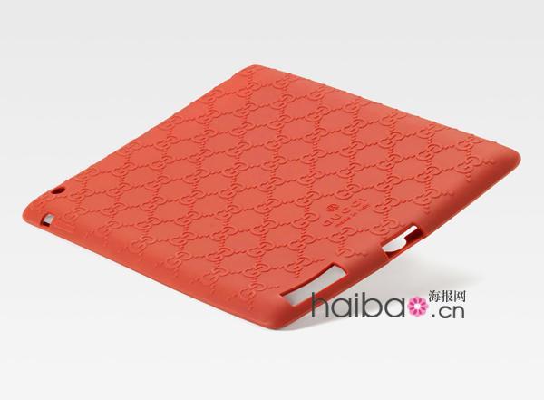 古琦 (Gucci) 硅胶材质iPad保护套