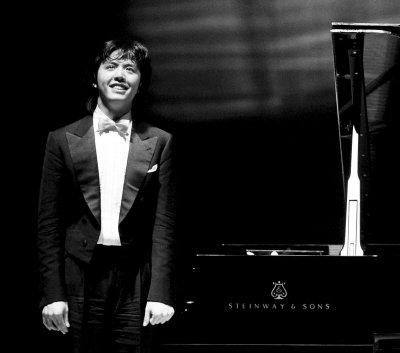 李云迪巡演再彈《黃河》,不同跑男和晚會,這次是征服了老外的心