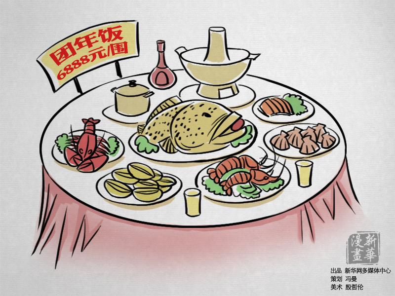 漫说生活:节日里消费不起的衣食住行(组图)图片