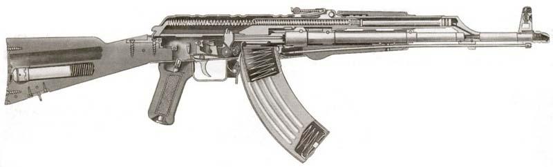国际货�9ak9c_枪坛常青树:金枪不倒的ak系列步枪(组图)