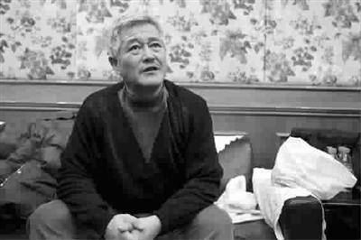 赵本山神情疲惫图TP