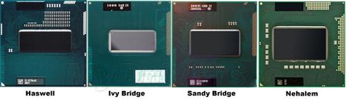Intel再下代Haswell工程样品首次公开