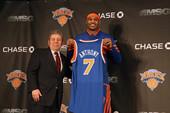 NBA球星传记之安东尼:身份72变 拳头里出爱情