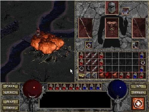 暗黑破坏神2 2000年