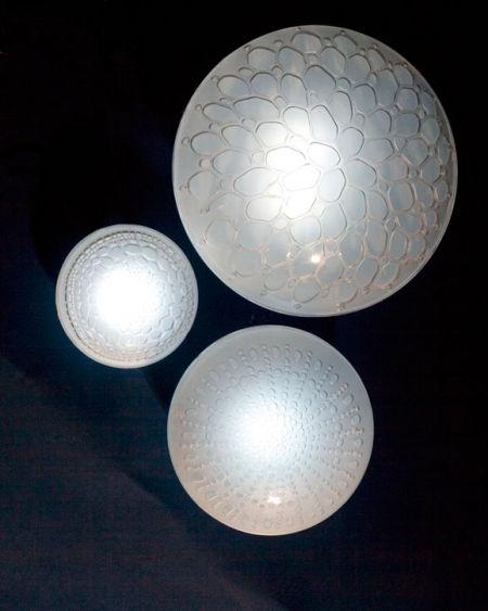灯具手绘单体效果图