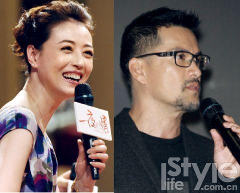 吕良伟与周海媚十年美国婚姻原是香港一纸空文