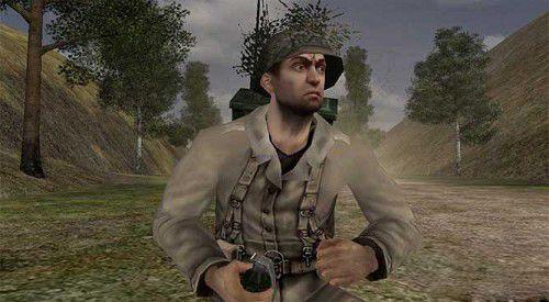 《战地1942》2002年   虽然现在看起来,当年的《战地1942...