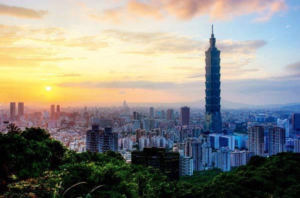 台北自由行摄影指南 全天候摄影圣地101大厦