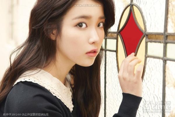 韩国国民的少女时代公认的门面