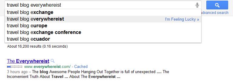 Google+上两个有趣的SEO实验