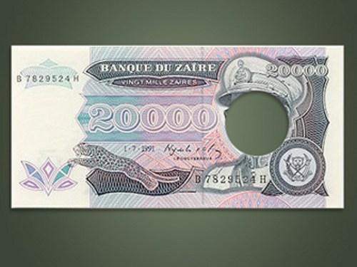 """百元人民币惊现""""跪拜猫"""" 盘点各国货币趣闻和秘密(图)"""