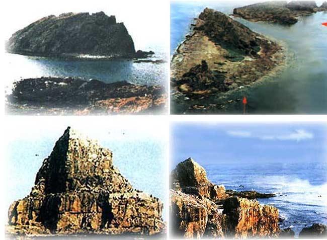 日本学者所绘历史地图资料证实钓鱼岛属于中国