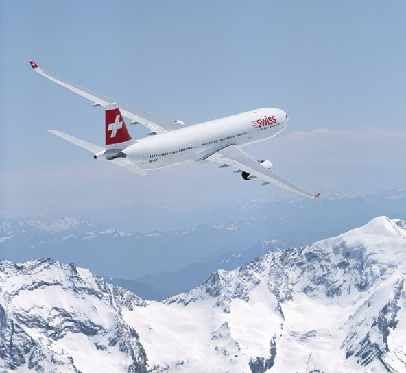 瑞士国际航空公司将新增北京至欧洲直飞航班(组图)