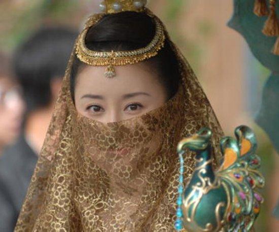 舒畅出演张纪中版《西游记》女儿国国王.