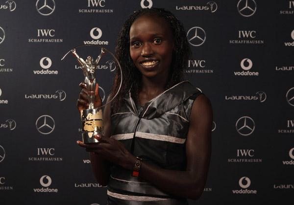 02切鲁伊约特-最佳女运动员(肯尼亚 田径)