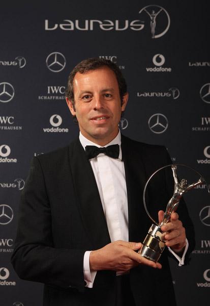 05巴塞罗那-年度最佳团队奖(西班牙 足球)
