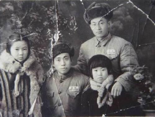 梁赞庭:朝鲜战场上的汽车兵 曾给乔冠华当司机(1)