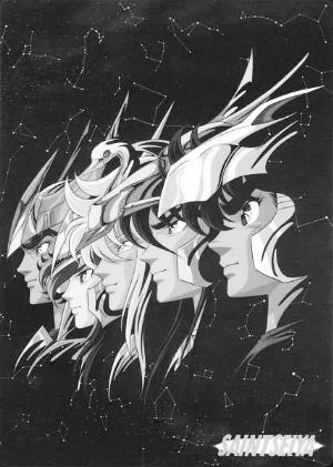《圣斗士星矢》23年后回归   角色全新 星矢变配角   本报...
