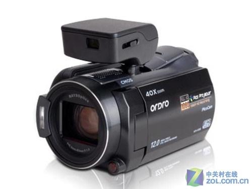 全球首款可投影DV机 欧达D350热卖促销
