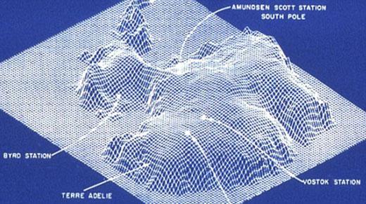 """沃斯托克湖被喻为""""地球上最似外星世界的湖"""",因为它与木星的第六颗已知卫星欧罗巴的地下湖的情况很相似。"""