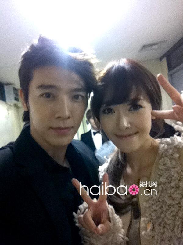 se7ev对镜来晒爱…韩国明星最新的生活私照