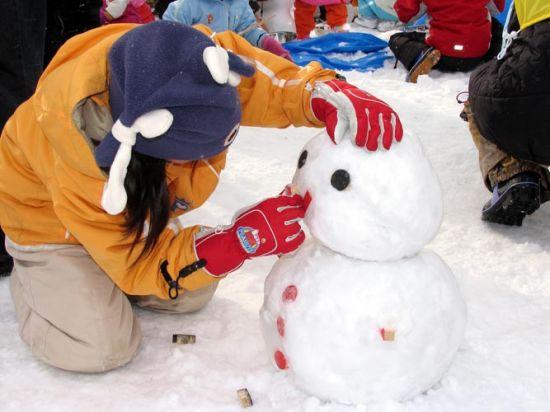 日本:札幌冰雪节隆重开幕(组图)图片