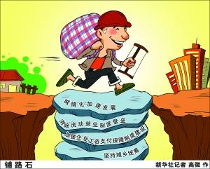 """公司工资分配制度_""""十二五""""我国将深入推进工资收入分配制度改革(图)-搜狐滚动"""