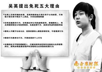 吴英集资诈骗案引发了社会对金融垄断
