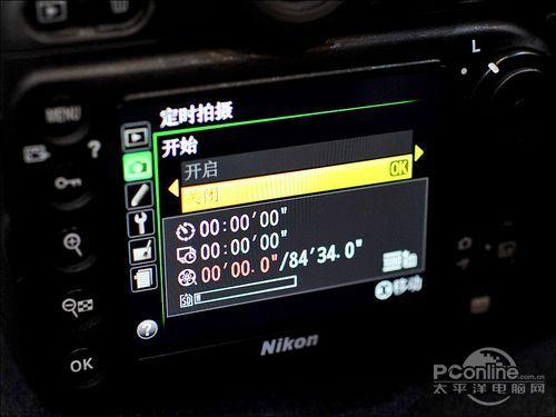 尼康D800定时拍摄功能-绝对重量级 全幅单反尼康D800现场试用图片