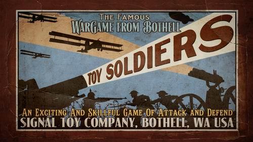 玩具兵 Toy Soldiers