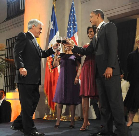 美国总统和葡萄酒的小秘密