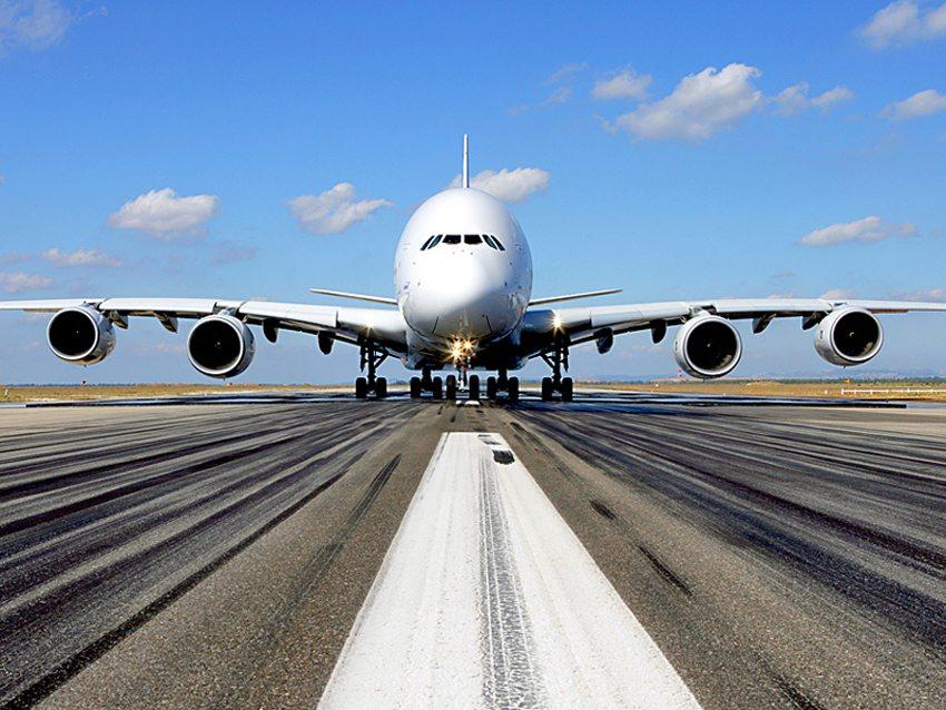 a380飞机图片_a380飞机机翼翼肋-蒙皮连接件的示意图 图片:空中客车公司airbus phot