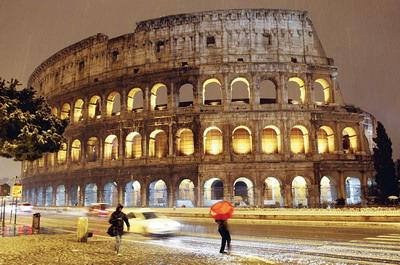 欧洲:这个冬天有点长(组图)图片