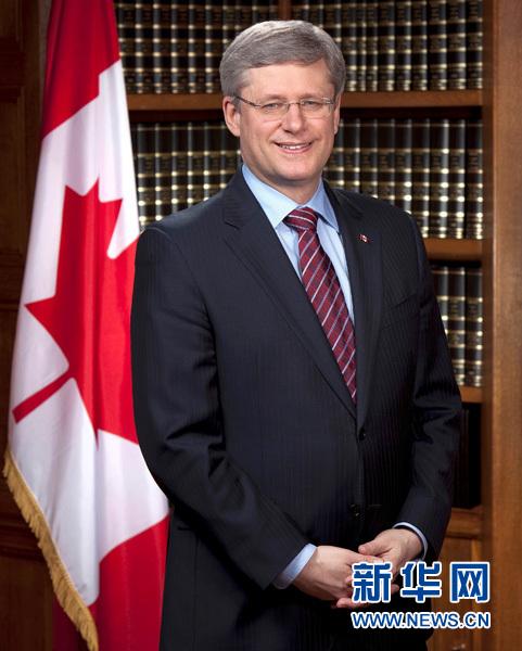 加拿大总理哈珀访问重庆
