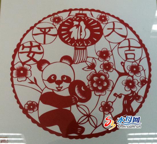 """烟台市""""熊猫迎春""""剪纸大赛结束 获奖者名单揭晓 图"""