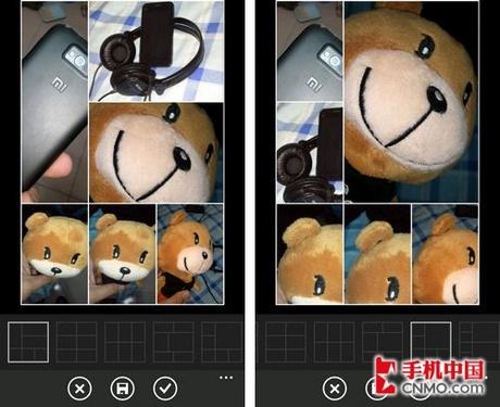 特效拼图做GIF WP7版搜狐拍客试用手记