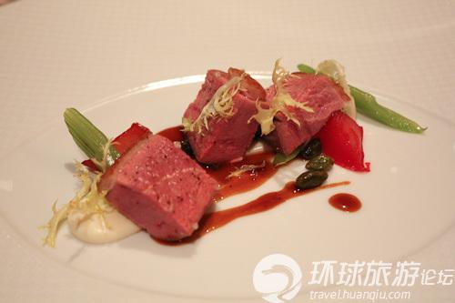 青岛洗衣房餐厅里的美食法国黄岛美食图片