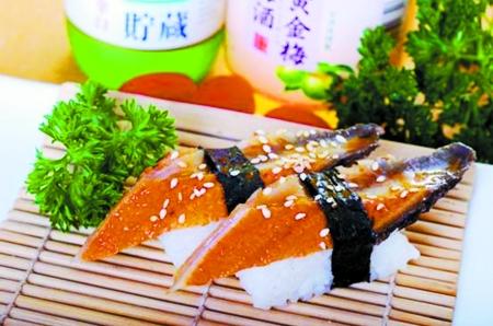 寿司の诱惑(组图)